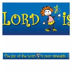 The Joy of the Lord: Magnetic Strip