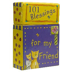 101 Blessings - Friend