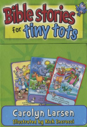 Stories About Jesus for Tiny Tots