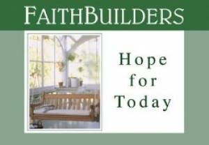 Hope for Today - Faithbuilder Card