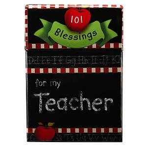101 Blessings - Teacher