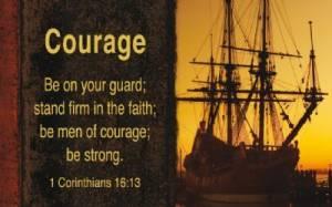 """""""Courage"""" Pass-Around Cards"""