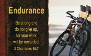 """Endurance"" Pass-Around Cards"