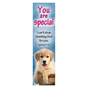 """You are Special"" Bookmarks"