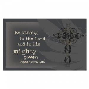 Be Strong in the Lord - Faithbuilders