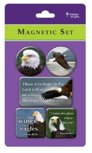 Wings Like Eagles - Magnetic Set