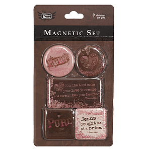 Pure - Wit. Gear Magnetic Set