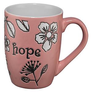 Hope Pink Mug