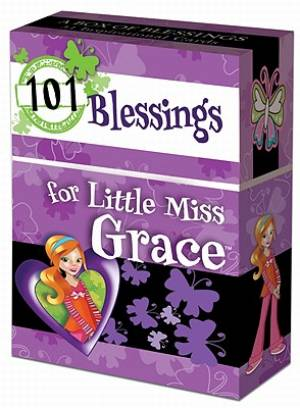 101 Blessings For Little Miss