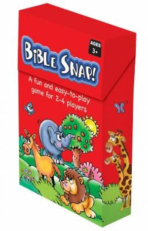 Bible Snap Cards
