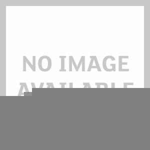 Purple Cross - Metal Keyring