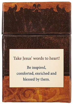 Box of Blessings - Words of Jesus | Free Delivery when you ...