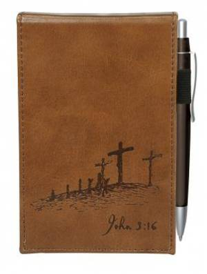 John 3:16 Pocket Notepad w/Pen