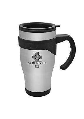 Strength Stainless Steel Mug