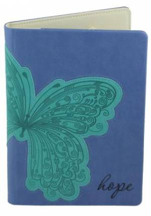 "Butterfly Applique ""Hope"" Inspirational Cover for Kindle Fire (does not fit Kindle Fire HD)"