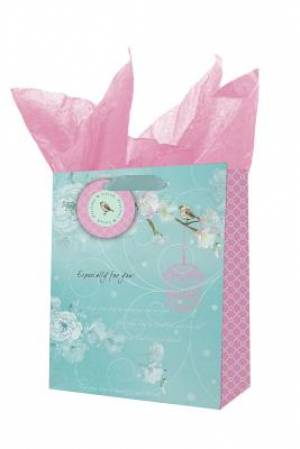 Precious and Loved Medium Gift Bag