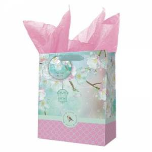 Precious and Loved Small Gift Bag