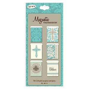 Ps 84:11 - Magnetic Bookmark - Pack of 6