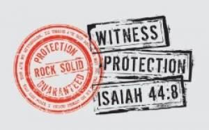"""Witness Protection"" Pass-Around Cards"