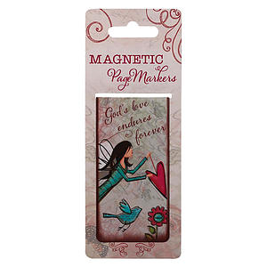 We Give Thanks Ps 75:1 Magnetic Pagemarker - Single