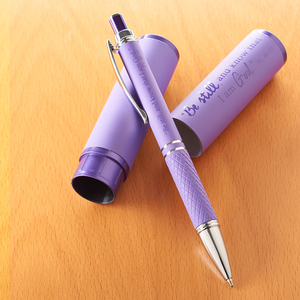 Stylish Pen & Case Set - Single