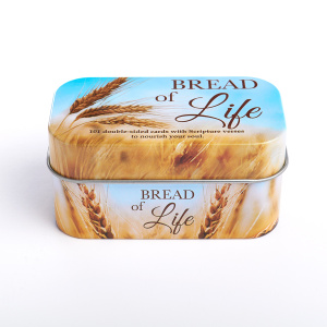 Bread of Life Promise Card Tin