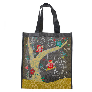 Love Deeply Shopper Bag