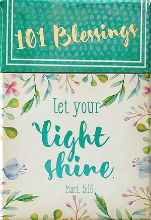 Let Your Light Shine 101 Blessings