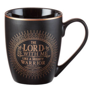 The Lord is With Me Mug
