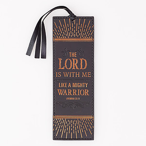Lord is With Me Bookmark