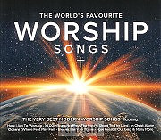 World's Favourite Worship Songs CD