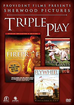 Sherwood Triple Play Boxed Set
