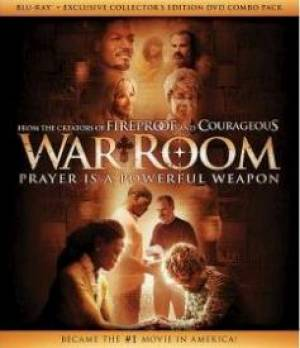 War Room DVD/Blu-ray Combo Pack
