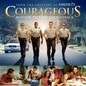 Courageous Soundtrack CD