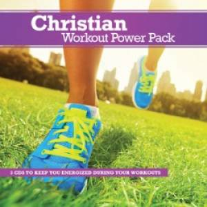 Christian Workout Power Pack 3CD