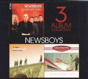 Newsboys 3 Album Collection CD