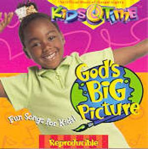 Gods Big Picture Music CD