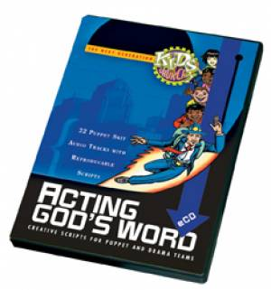 Acting God's Word CD