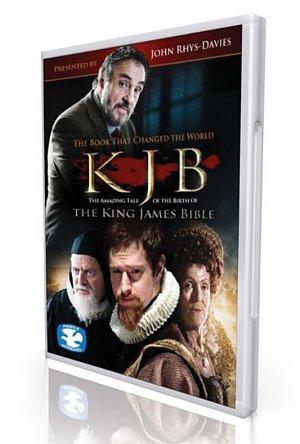 KJB The Book That Changed The World DVD