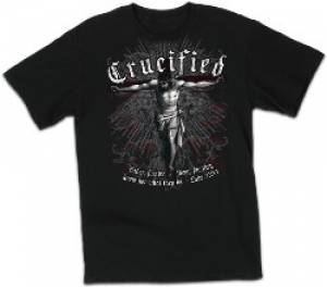 T-Shirt Crucified          LARGE