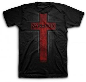 T-Shirt Salvation Adult Large