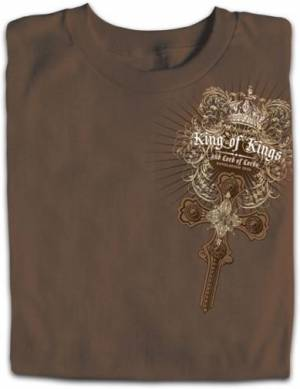 T-Shirt King of Kings 2    LARGE