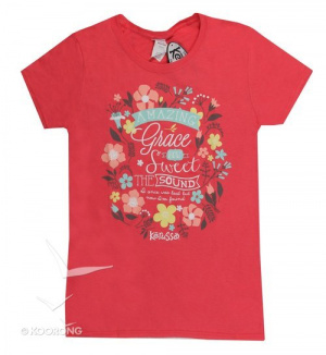 T-Shirt Missy Grace Medium