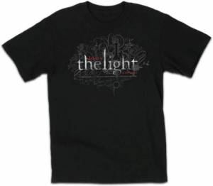 T-Shirt The Light       2X-LARGE