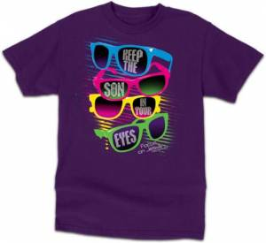 T-Shirt Songlasses       X-LARGE