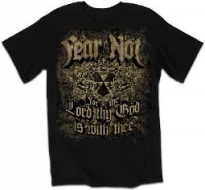 T-Shirt Fear Not        2X-LARGE