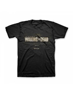 T-Shirt Waking the Dead Adult Large