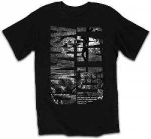 T-Shirt Not Ashamed       MEDIUM