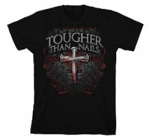 T-Shirt Tougher Than Nails 3 Small