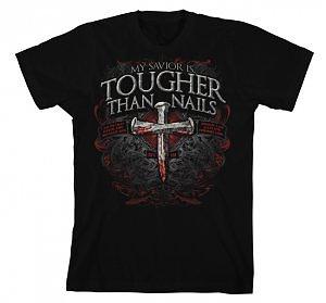 T-Shirt Tougher Than Nails 3 Medium